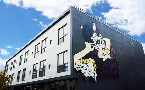 Alda Hotel Reykjavik 4*