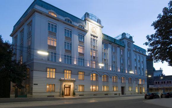 NH Wien Belvedere 4*