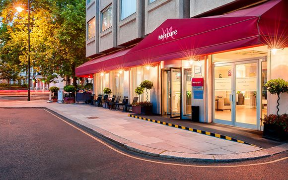 Mercure London Kensington Hotel 4*