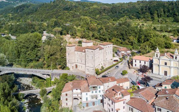 Castello di Pontebosio 4*