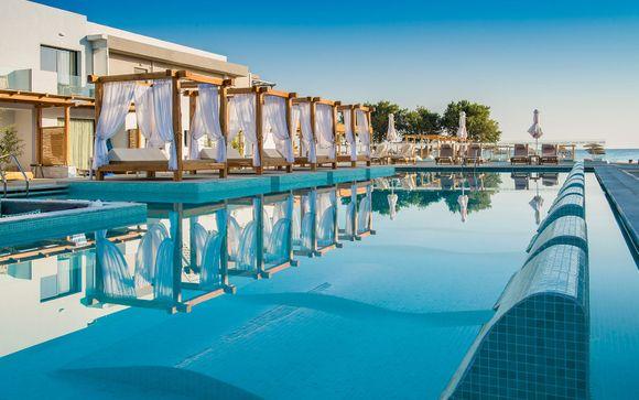 Enorme Lifestyle Beach Resort 4*