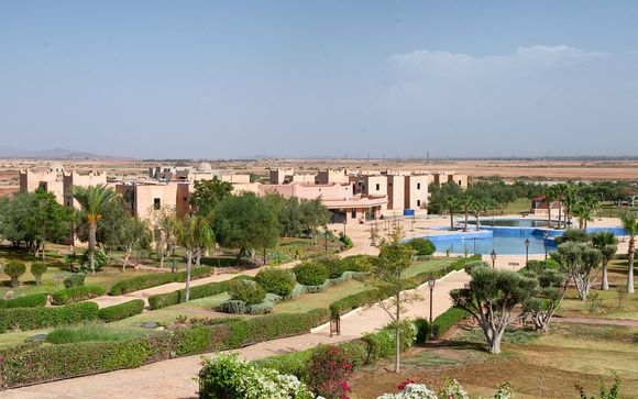 Ona Marrakech Ryads & Spa 4*