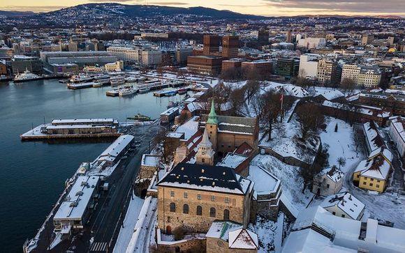 Optional Stopover in Oslo