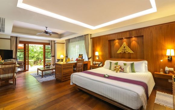Santiburi Beach Resort & Spa 5*