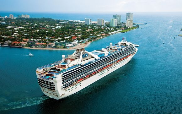 Las Vegas & San Fransisco with Grand Princess Cruise