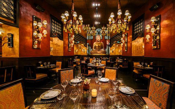 Buddha Bar Hotel - Klotild Palace 5*