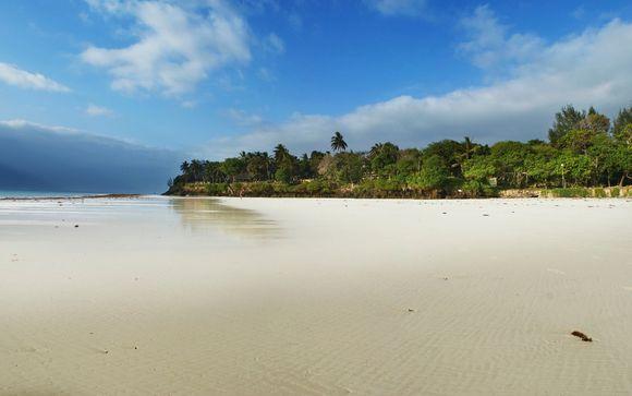 Severin Sea Lodge and Optional Safari 4*