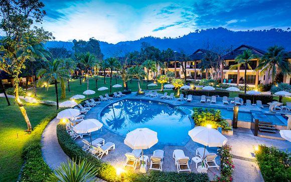 Elegant Phuket Adventure with Optional Khao Lak Stopover