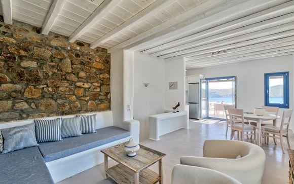 Mykonos Panormos Villas 4*