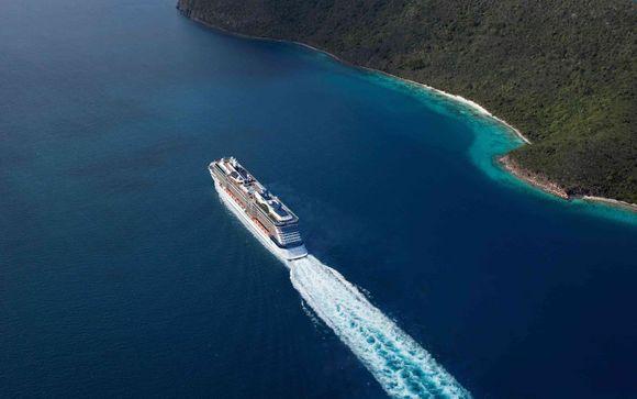 Grand Beach Hotel 4* & Celebrity Infinity Cruise