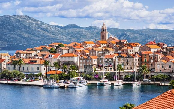 Discover the Island of Korcula 4* Roulette