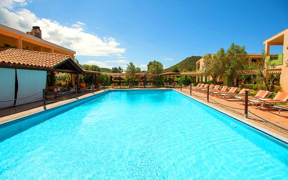 Le Zagare Hotel 4*