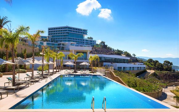 Bodrum Boutique on the Riviera & Optional Istanbul
