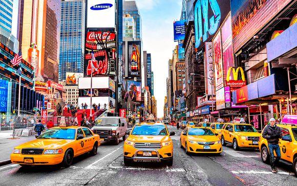 Hampton Inn Manhattan Times Square South 3*