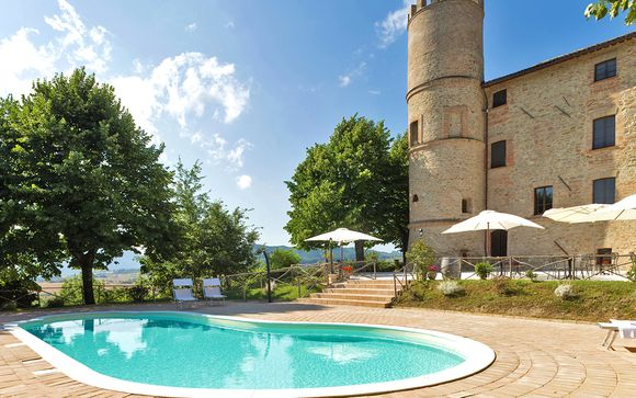 Medieval Castle in the Heart of Umbria