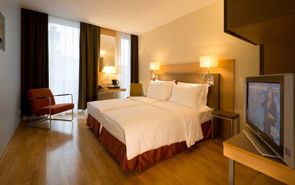 Radisson Blu Latvija Conference & Spa hotel 4*