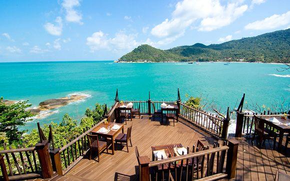 Manathai Koh Samui 4* & Panviman Resort Koh Phangan 4*