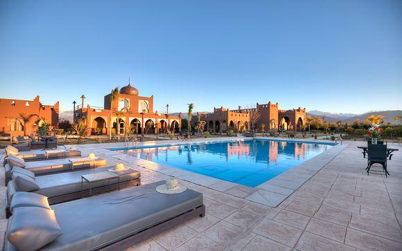 Opera Plaza Hotel & Kasbah Igoudar 5*