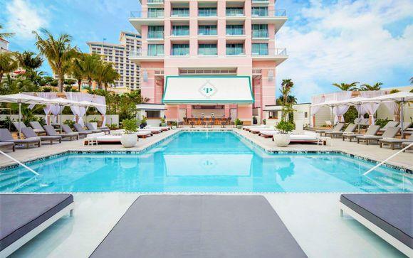 Sls South Beach Miami 4 Optional New