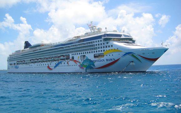 NCL Dawn Cruise 5*
