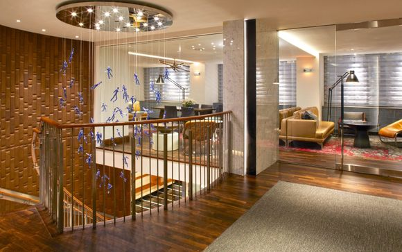 Fifty Hotel & Suites by Affinia 4*