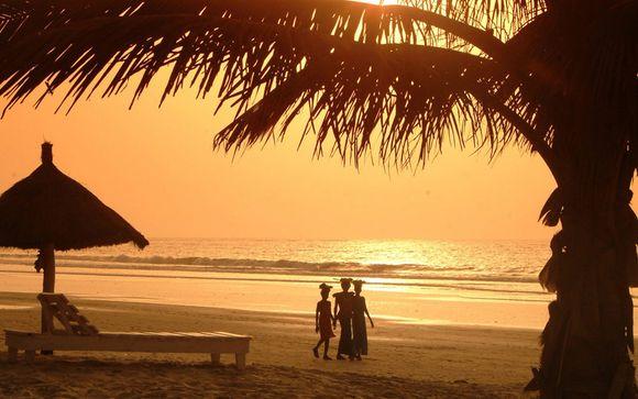 Senegambia Beach Hotel 4*