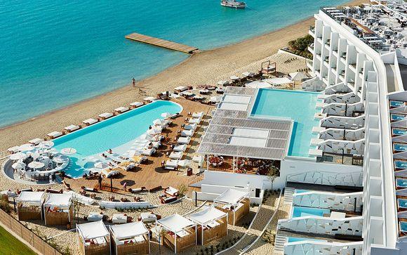 Greek Beach Resort Getaway