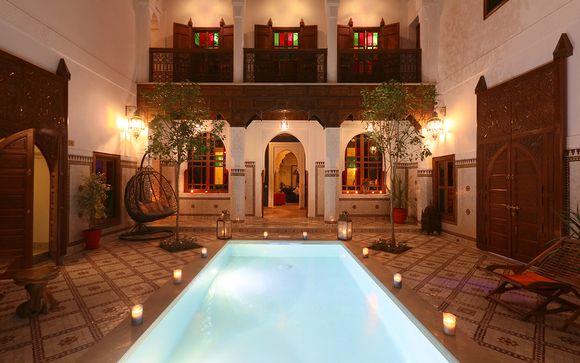 Riad Ysalis & Berber Lodge