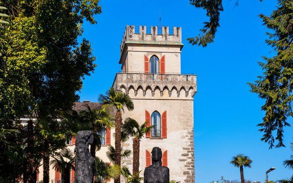 Romantik Hotel Castello Seeschloss 4*