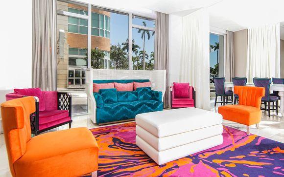 YVE Hotel Miami 3* & Optional NYC Stopover