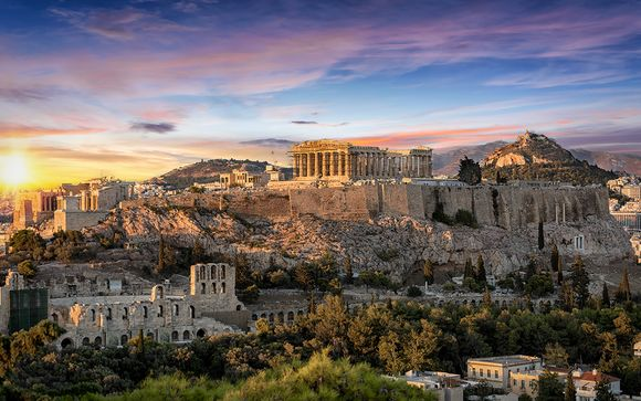 Fly Drive: Classical Greece