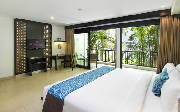The Camakila Legian Bali 4*