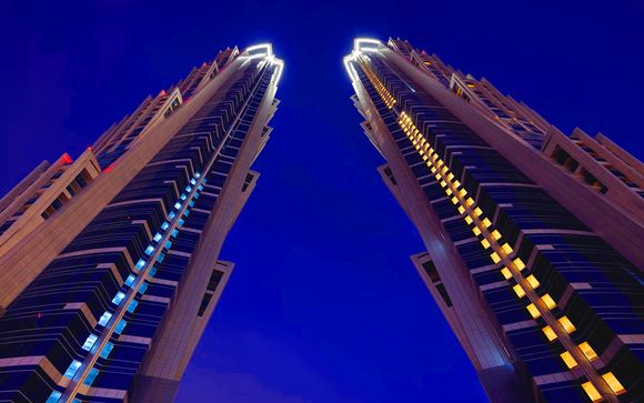 JW Marriott Marquis, Dubai - 3 Nights