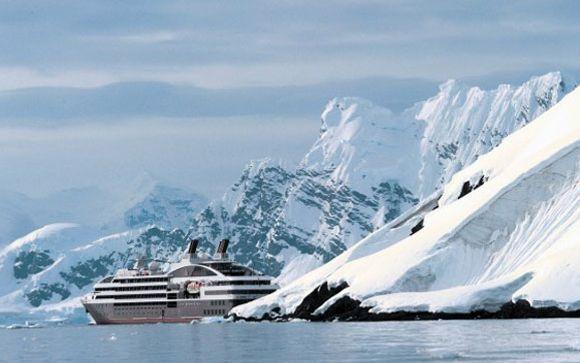 Antarctic Ponant Luxury Cruise ***** - Various