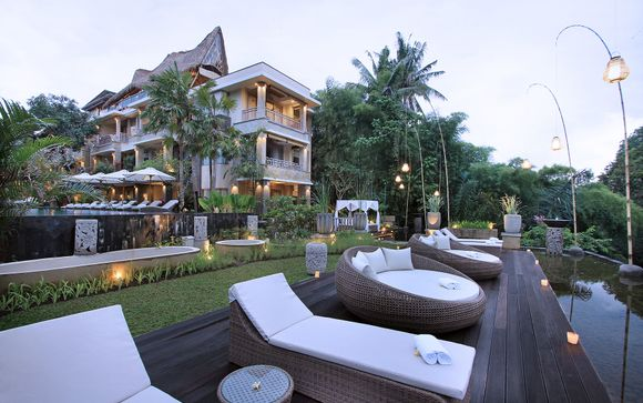 The Udaya Resorts and Spa & Sudamala Suites & Villas 4/5*