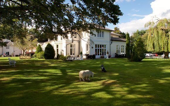 Hallmark Hotel Llyndir Hall 3*