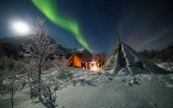 Northern Lights Search in Tromsø