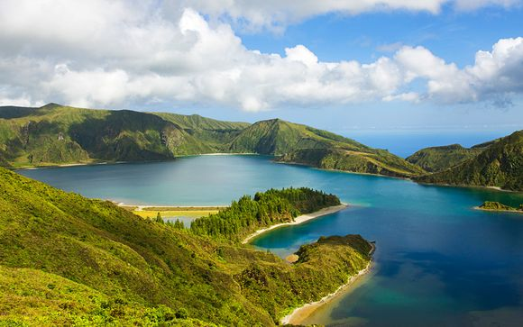 Fly and Drive - Sao Miguel and Pico Islands