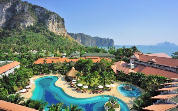Somerset Park Suanplu Bangkok & Aonang Villa Resort Krabi 4*