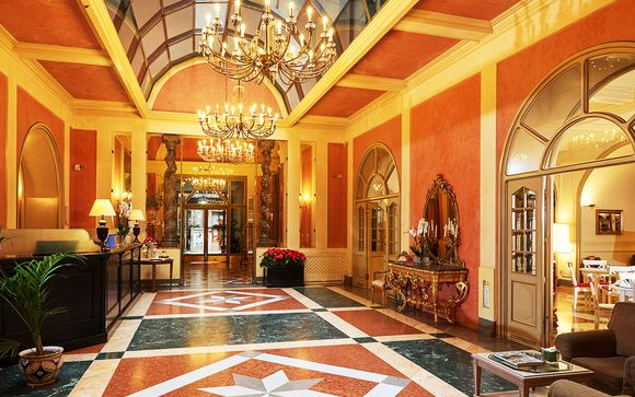Charming Hotel in Heart of Palermo