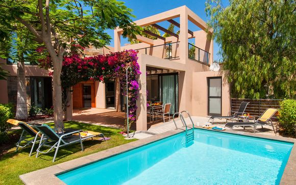 2 Bedroom Villa for up to 4 Guests