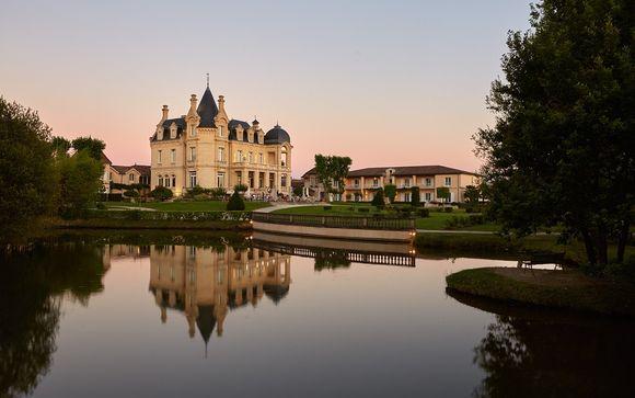 Chateau Grand Barrail Hotel 5*