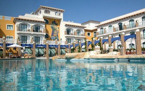 Hotel La Laguna Spa & Golf 4*