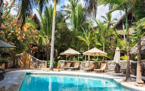 Sunshine Hotel Zanzibar 4*