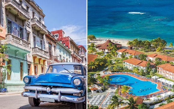 Authentic City Stays and All Inclusive Beach Break