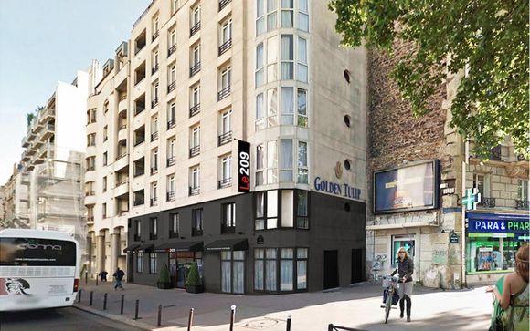 Hotel Le 209 4*