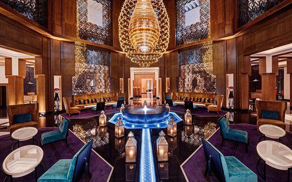 Movenpick Hotel Mansour Eddahbi Marrakech 5*