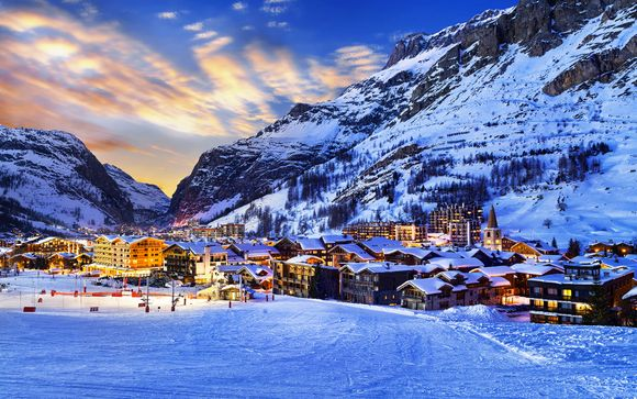 Couples' Ski Break in World Famous Resort