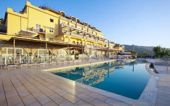 Art Hotel Gran Paradiso Sorrento 4*