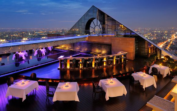Lebua Hotel at State Tower 5*